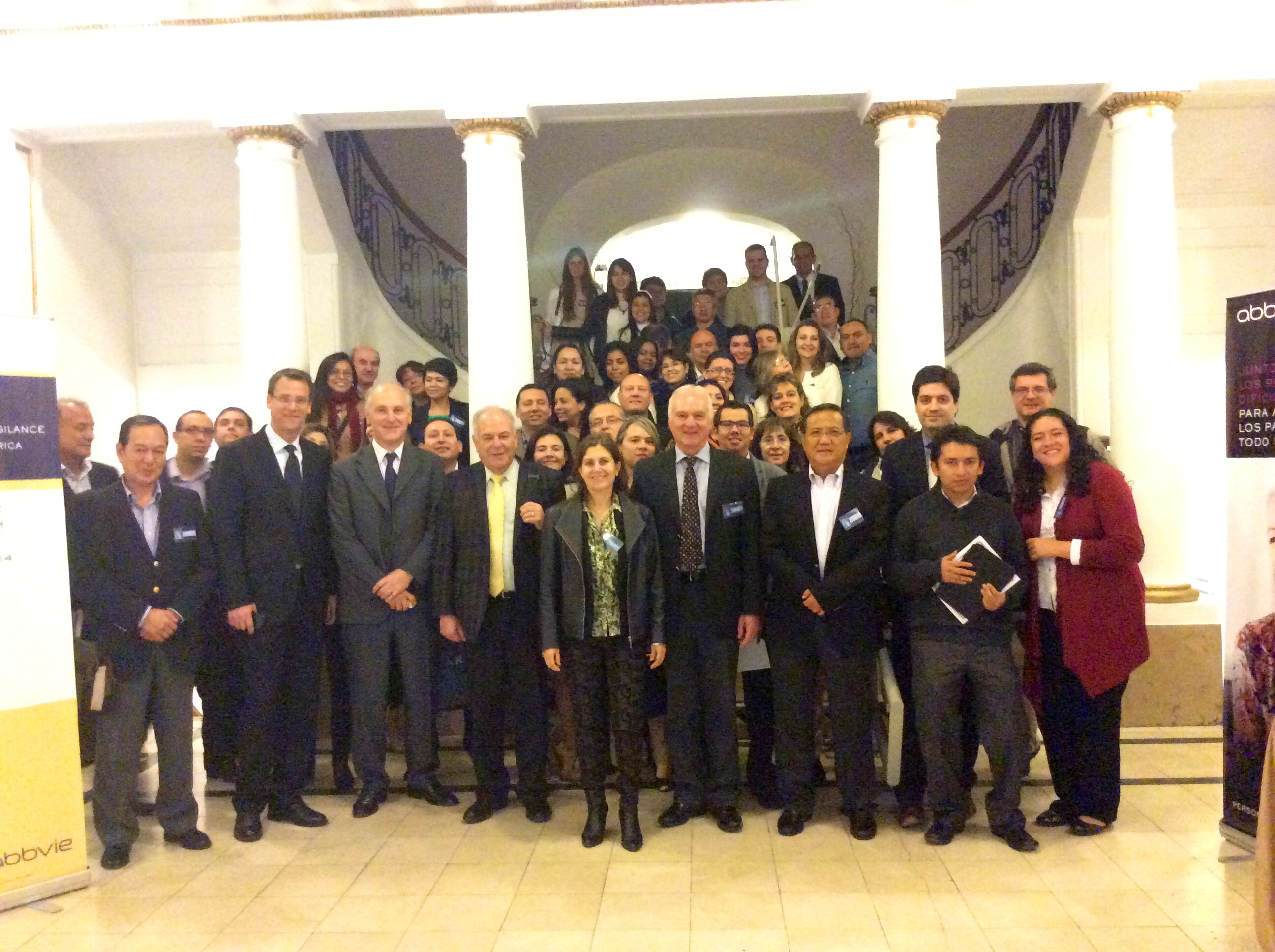 Group photo: Buenos Aires, Argentina