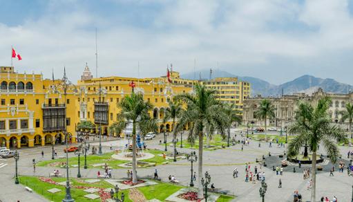 ISoP-UMC Training course Lima
