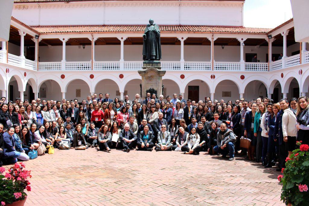 Group photo: 3rd ISoP LA Symposium, Bogota - Aug 2016