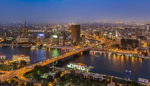 ISoP Chapters - Egypt